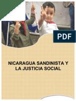 Nicaragua Sandinista y La Justicia Social 25juliofn