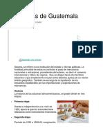 Aduanas de Guatemala