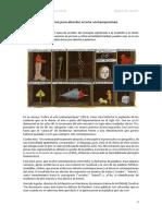 Diccionario Alternativo Para Abordar El Arte Contemporáneo