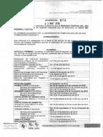 Calendario 079 Universidad de Pamplona