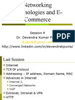 NT&EC Session 4 d.punia
