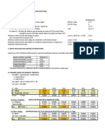 Simplified RC Design Formula
