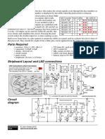 Circuito Dado Electronico