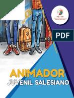 Cartilla Animador Juvenil Salesiano