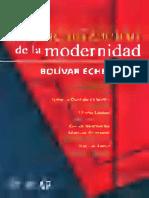 La americanización de la modernidad Bolivar Echeverría