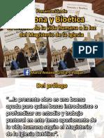 Presentación Libro Persona y Bioética
