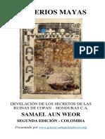 1977 Samael Aun Weor Misterios Mayas