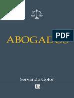 ABOGADOS (Lecturas Hisp_nicas) - Servando Gotor