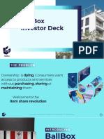 BallBox Deck 7.27.19