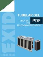 GEL Tubular GTB Range