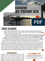Perencanaan Kawasan Tepian Air Pontianak Timur