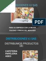 Portafolio Distribuciones Vj Sas
