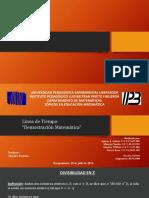Divisibilidad en Z - Presentación