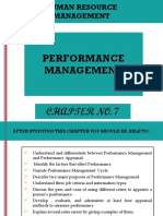 Performance Management 7