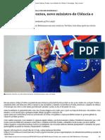 Sobre Marcos Pontes