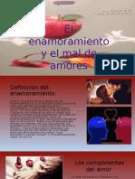 El Enamoramiento y El Mal de Amores