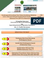 05 PAPARAN INTEGRASI SIDATA-ONE DATA ONE MAP_2015 FINAL.pptx