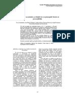 Articol 2009-Dimensiunile Accentuate Si Relatiile Lor