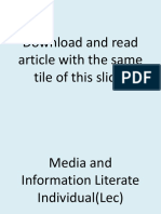20 Media and Information Literate Individual Lec.pptx