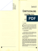 Constitucionalismo Guatemalteco