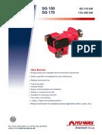 SG100-170 DATASHEET