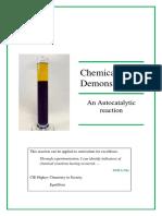 autocatalysys