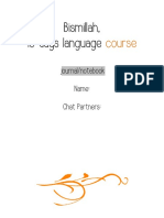 15 Days Language Course