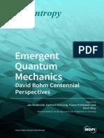 Emergent Quantum Mechanics