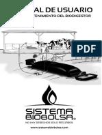 Manual de biodigestor
