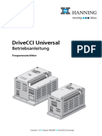 DriveCCI User manual