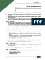 Spesifikasi Teknis Pn-sinjai