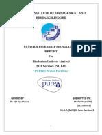 Hul Puriet Sip Report