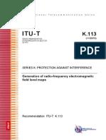 ITU-K.113