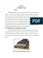 Utilization of steel slag in flexible pavement design