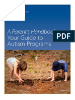 autism handbook parents guide