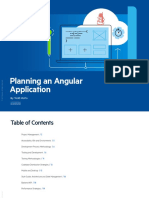 Planning an Angular Web Application