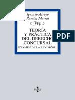 Teoria y Practica Derecho Concursal