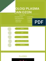 PPT Plasma Ozone