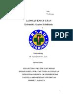 Case Ujian Cholelitiasis PDF