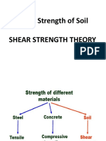 Shear Strength Theory