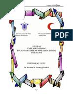 LAPORAN PBSM 2010