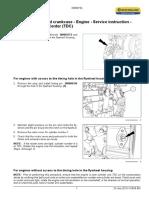 New Holland L 225  Motor - Instrucciones de servicio - Encontrar el punto muerto superior (TDC).pdf