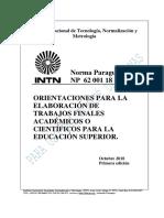 Norma Paraguaya