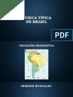 Instrumentos Típicos de Brasil