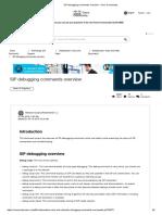SIP Debugging Commands Overview - Cisco Community