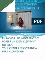 Rol de La Obstetriz