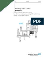 CM442_Manual de operaciones Memosens