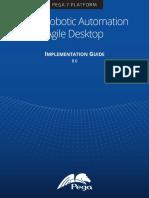 Pega Robotic Automation Agile Desktop Implementation Guide