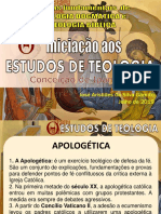 Estudo Teológico - 18-07-2019