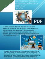 Ciudadanía Mundial Frente a Las Nuevas Tecnologías De